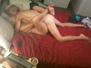 Big Ass Mature couple webcam