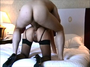 Rebeca sexy at hotel