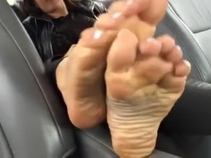 Milf Wide Bare Soles