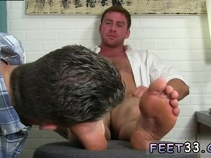 Feet mature gays movies Connor..