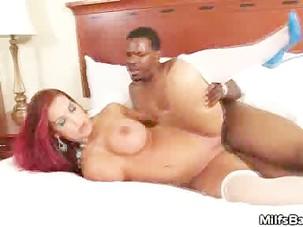 Cock Sucking Busty Milf Helena..