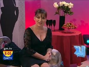 Lorraine Kelly - Old GMTV..