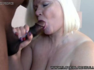 Granny Lacy Starr takes big..