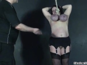 Porno old hanging tits..