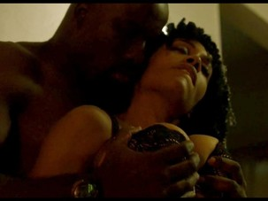 Luke Cage/Misty Knight Sex Scene