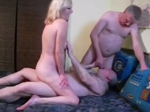 Threesome Bisexual Fuck