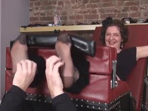 TA - Mature Women Tickled In..