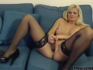 neat naked british milf with..