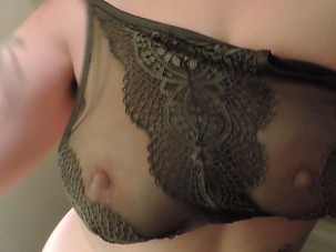 HD Milkymama strips and teases..