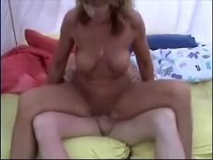 Campinng sex mature couple