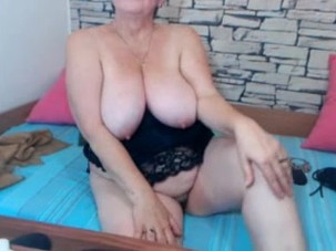 granny saggy tits mast webcam