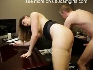 Bangin' the Boss Free Mature Porn