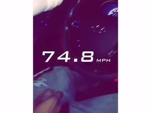 Cruising Houston