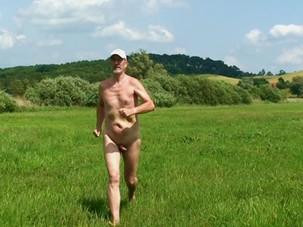Nacktjogging mit Nackedei Vol. 2