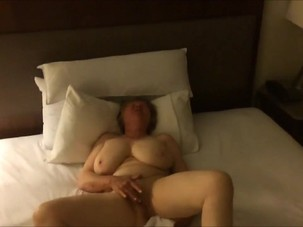 Insane Orgasm - Busty Mature..