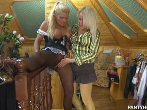 russian mature hannah & susanna..